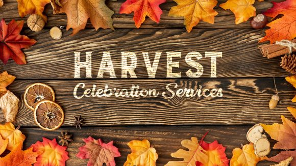Harvest Celebration Services