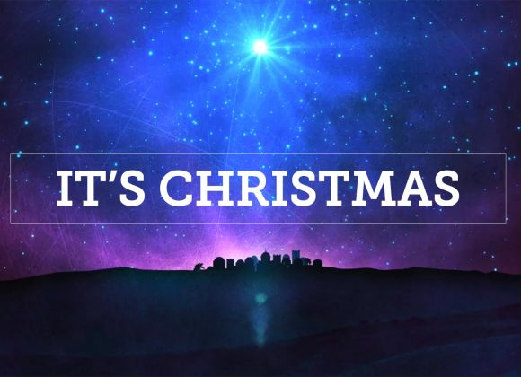 It's Christmas Part 1 – Jesus, Son of David