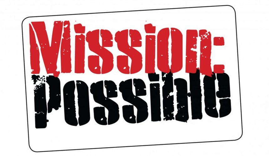 Mission Possible Kids – Helpers Wanted