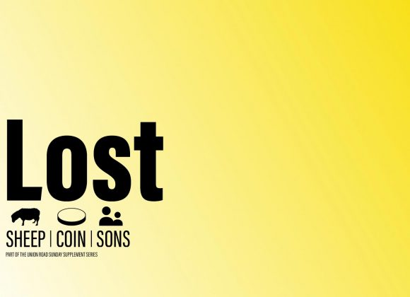 Sunday Supplement (10) – Lost