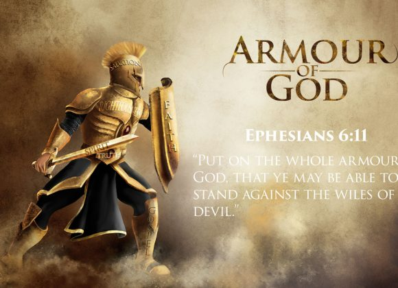 The Armour of God // Part 7