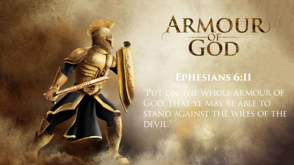 Roman Soldier - Armour of God