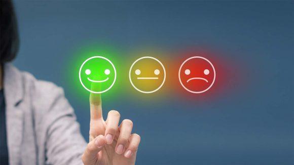 Satisfaction Rating Symbols
